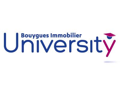 Bi University university immobilier bouygues logo