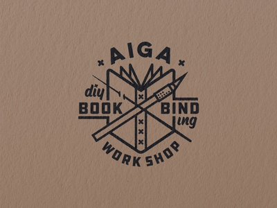 AIGA Book Binding Workshop
