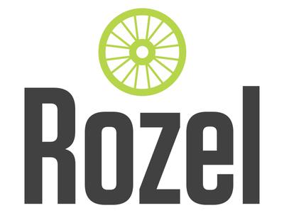 Rozel logo logo design brand