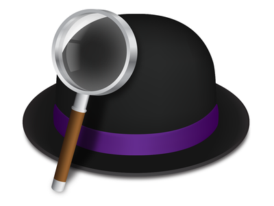 Alfred App Hat v3 paintcode icons alfred app alfred