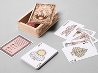 Chronicle Books Great Outdoors Playing Cards