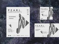 Concert Poster: P.E.A.R.L.