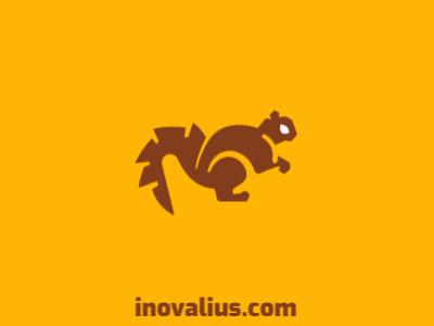 Squirrel Logo logo maker logo for sale squirrel logo design lumberjack mascot farming veterinary agricultural logo