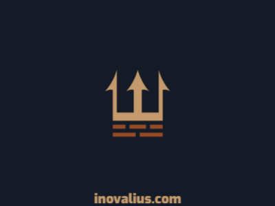 Poseidon Construction Logo