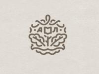 Akhmetova's Monogramm