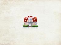 'Sweet house' icon