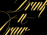 Event Lettering