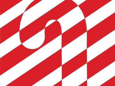 Candy Cane lines happy holidays christmas candy cane