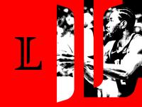Kawhi Leonard Logo Concept
