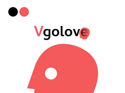 Vgolove design head logo figma