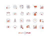 YugaByte icons