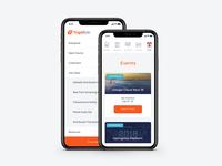 YugaByte Website v2 - Mobile