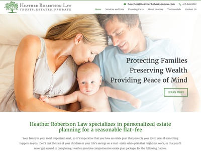 Heather Robertson Law