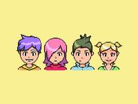 Pixel Homies