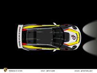 P O R S C H E 911 GT3RS   Wrap Design   #3