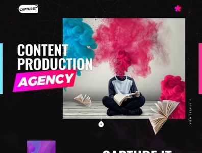 Captureit photoshop coding developers wordpress html designer web design websites esolzwebdesign simple clean typography ux ui illustration design esolz professional