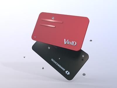 3D Loyalty Card branding loyalty 3d illustration card