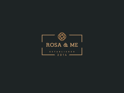 Rosa & Me Logo