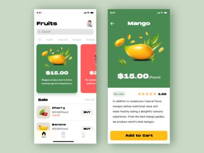 Fruit App