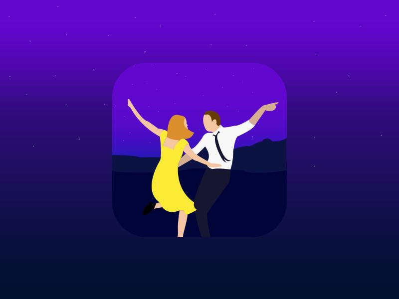 La la land dating app