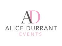 Alice Durrant Events Logo