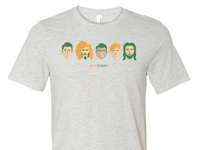 The Pied Piper Crew - ON SALE NOW