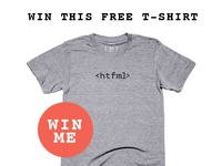 HTFML T-Shirt Contest