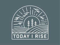 Today I Rise - Mug Design