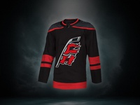 Updated Hurricanes Alternate Jerseys