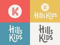 The Hills Nashville Brand Identity