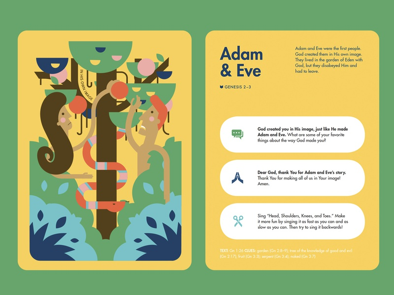 Adam and Eve she reads truth kids read truth bible characters bible adam and eve