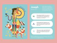 Joseph - Kids Read Truth Cards