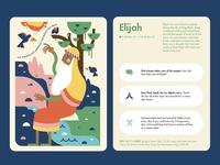 Elijah - Kids Read Truth Cards