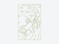 A Wheel Angel
