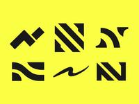 NFS Logo Exploration