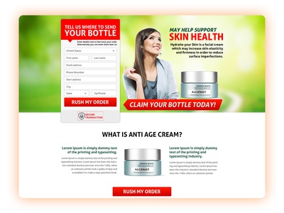 Health And Skin Product