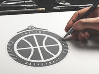 Sublime Basketball Logo Design