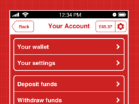 App wire account