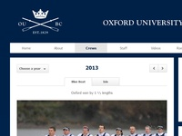 OUBC website
