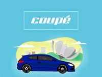Coupé Car Bsas