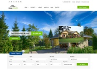 WS Estate Responsive Real Estate Site Template