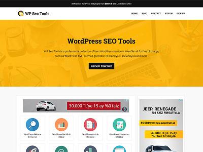 WordPress SEO Tools Redesigned seo design seo tools wordpress seo tools wordpress seo seo wordpress