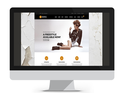 Shopica - Responsive Shop Template
