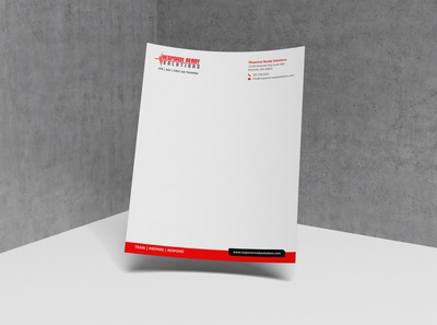Response Ready Solutions Letterhead