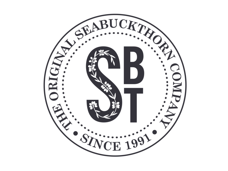 Sea Buckthorn Moisturizer seabuckthorn health skin cosmetics moisturizer logo identity corporate identity design branding brand