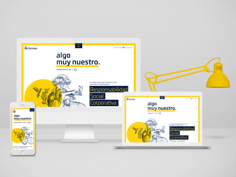 RWD diseño web web diseño
