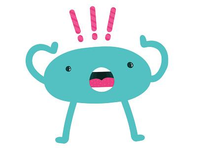 WHATT!!! vector illustration design characterdesign character art