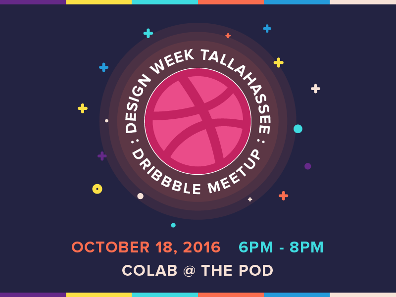Dribbble Meetup: Design Week Tallahassee
