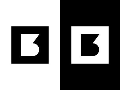 My Personal Logo logotype monogram white black logo burak yücel