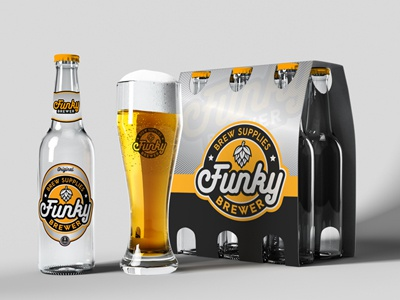 Funky brewer